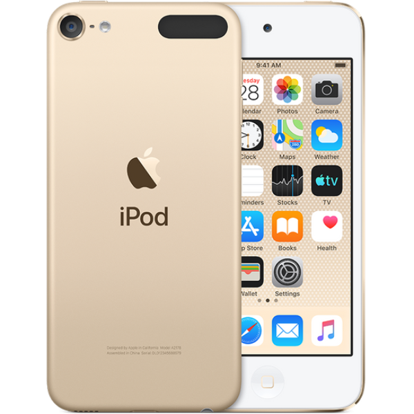 APPLE iPod Touch 256GB Gold 7th generation
