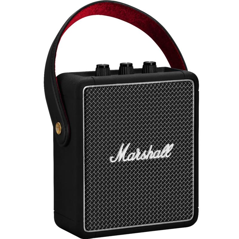 Marshall Stockwell II Speaker Black