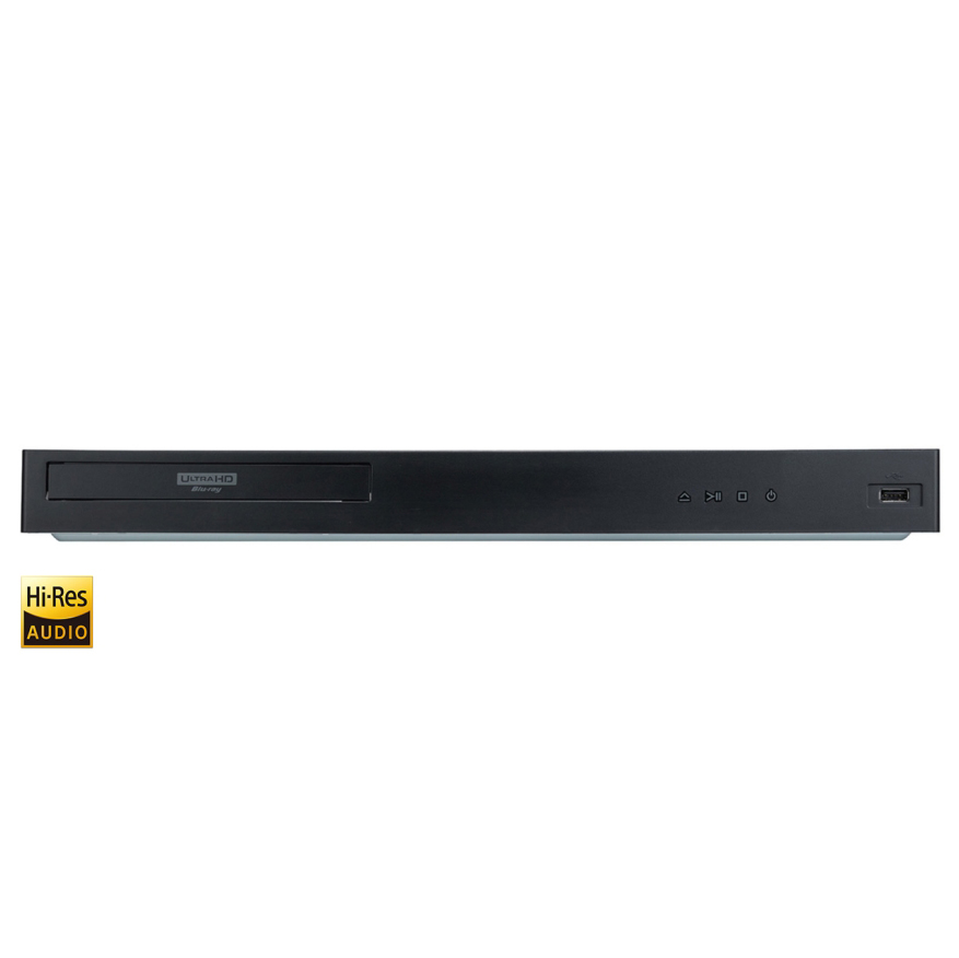 LG [i]4K BLU-RAY PLAYER UBK80