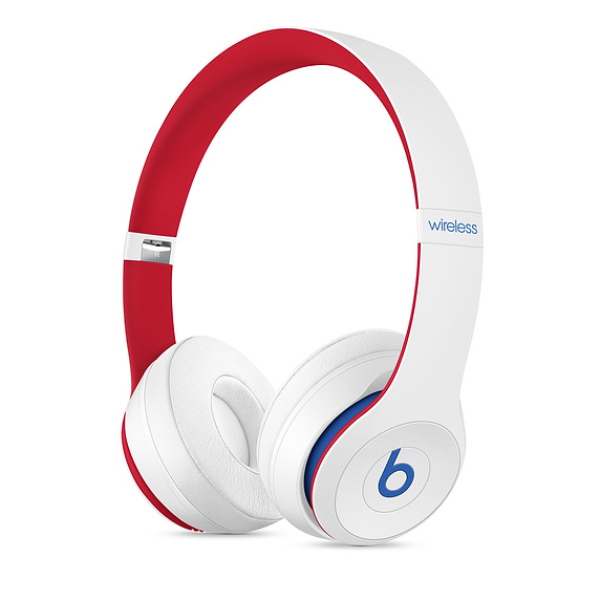 Beats Solo3 Wireless On-Ear Headphones Club White