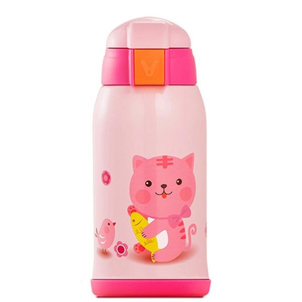 MI 雲米兒童真空保溫杯 粉色
