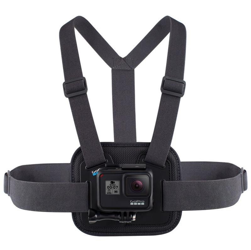 GoPro 胸帶Mount [通用Hero7/6/5/4/3+] AGCHM-001
