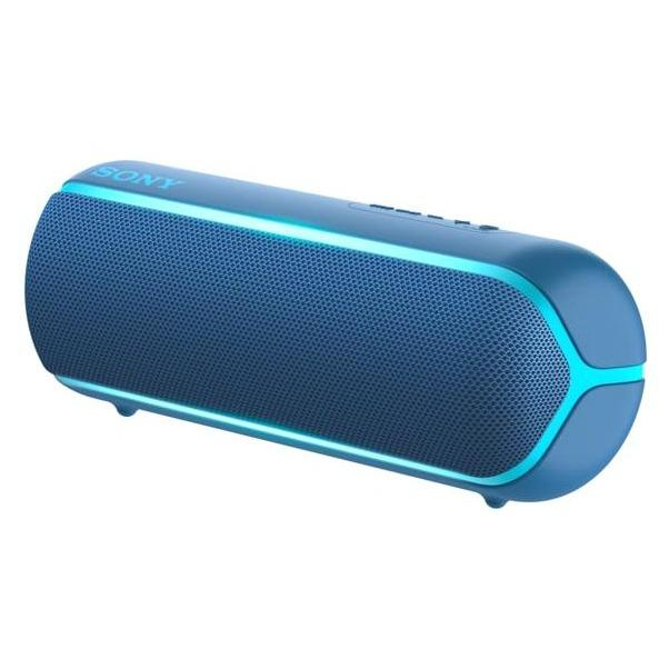 SONY EXTRA BASS Portable Bluetooth Speaker Blue SRS-XB22/LC