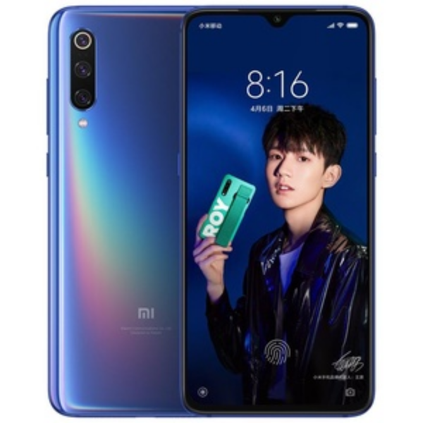 MI 小米 9  全網通 6+128GB 國際版/藍色