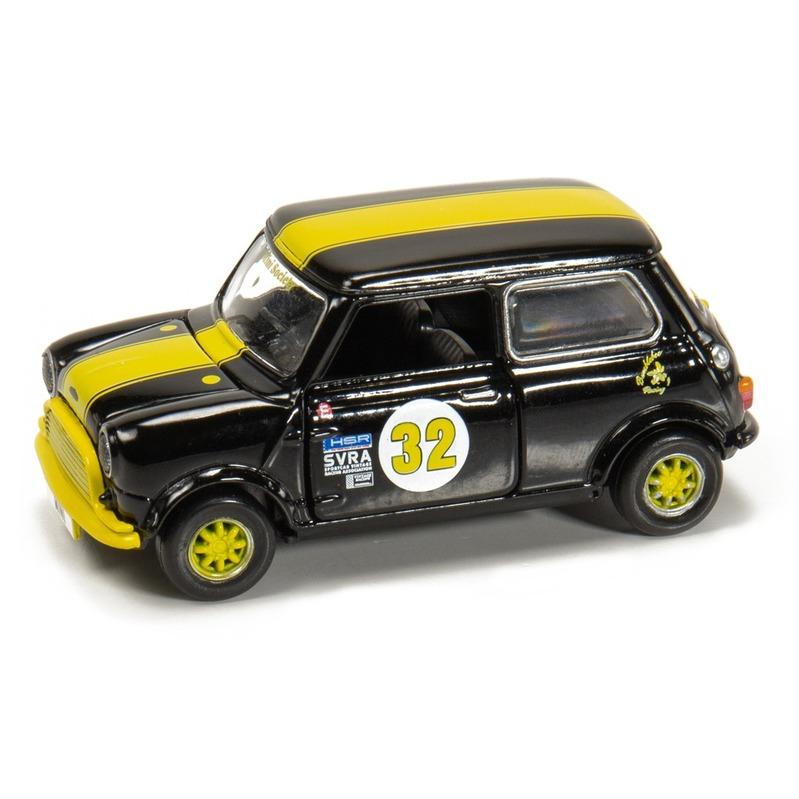 Tiny微影 Mini Cooper 賽車#32