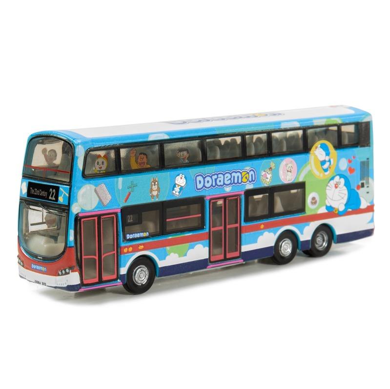 Tiny微影 多啦A夢 B9TL巴士