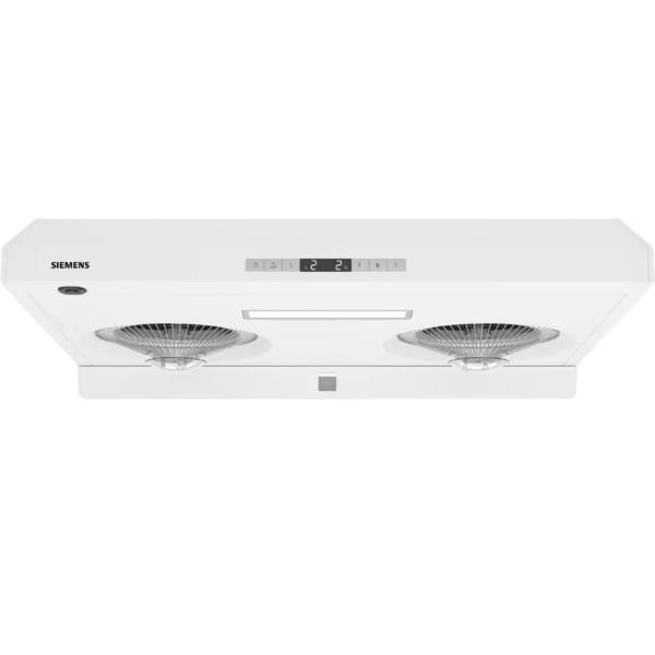 SIEMENS 蒸氣自動清洗油煙機 LU83S710HK 白色