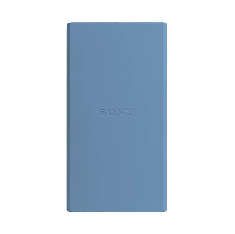 SONY 10000mAh 1.5A 單輸出USB行動電源 Blue