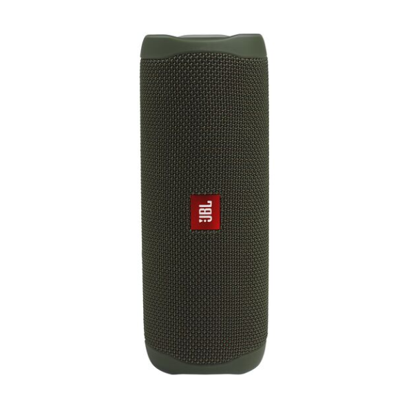 JBL Flip 5 Portable Bluetooth Speaker 綠色