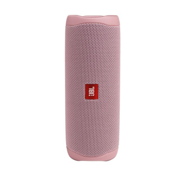 JBL Flip 5 Portable Bluetooth Speaker 粉色