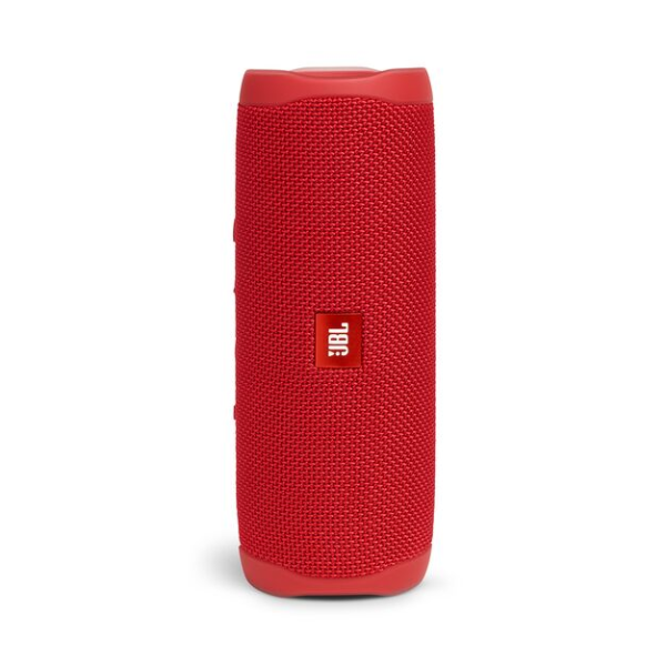 JBL Flip 5 Portable Bluetooth Speaker 紅色