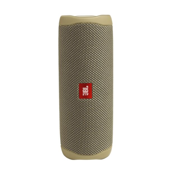 JBL Flip 5 Portable Bluetooth Speaker 金色