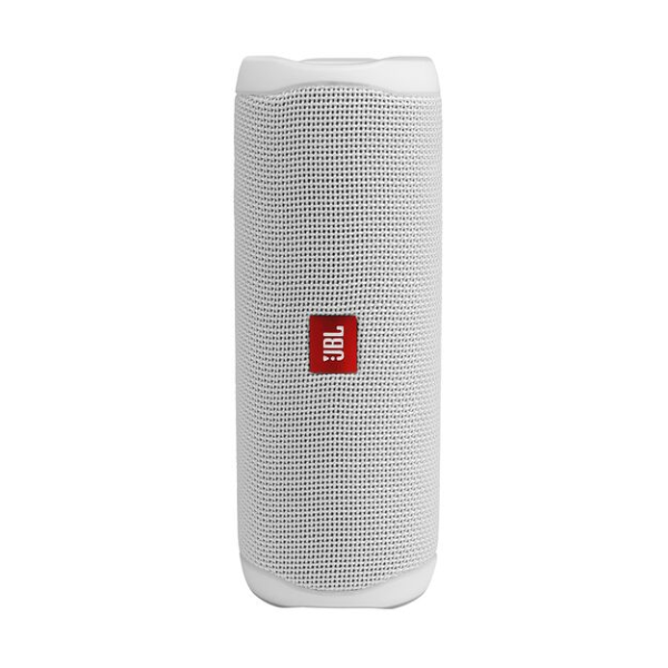 JBL Flip 5 Portable Bluetooth Speaker 白色