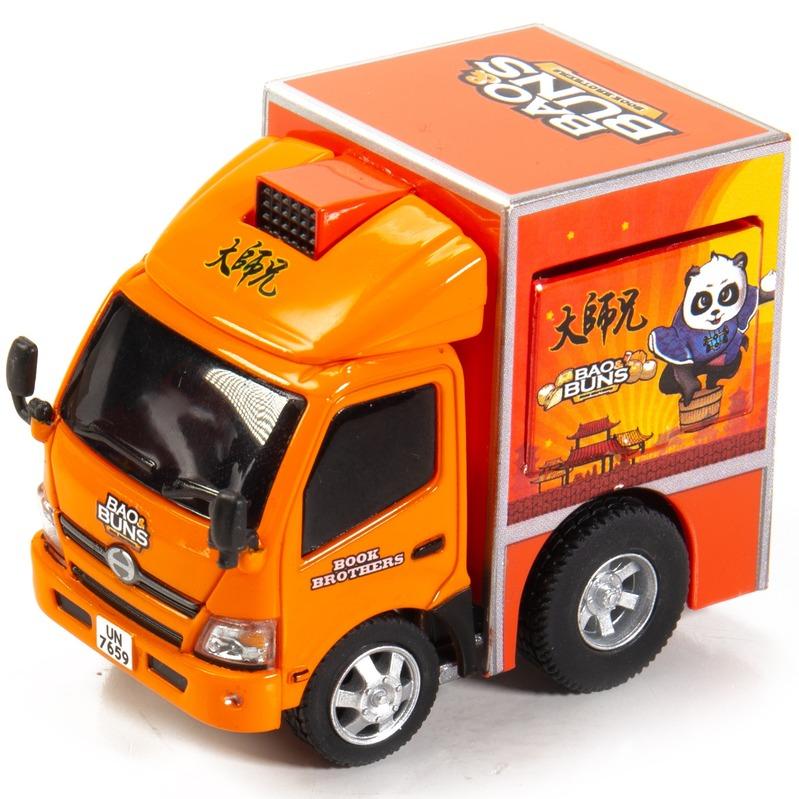 Tiny Q 日野300 美食車[大師兄]