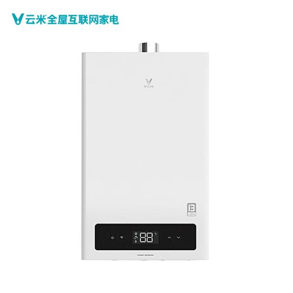 MI 雲米亙聯網燃氣熱水器1A 天燃氣版