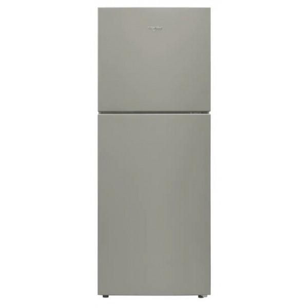 WHIRLPOOL [i]207L 雙門雪櫃 WF2T202RPS 白金銀
