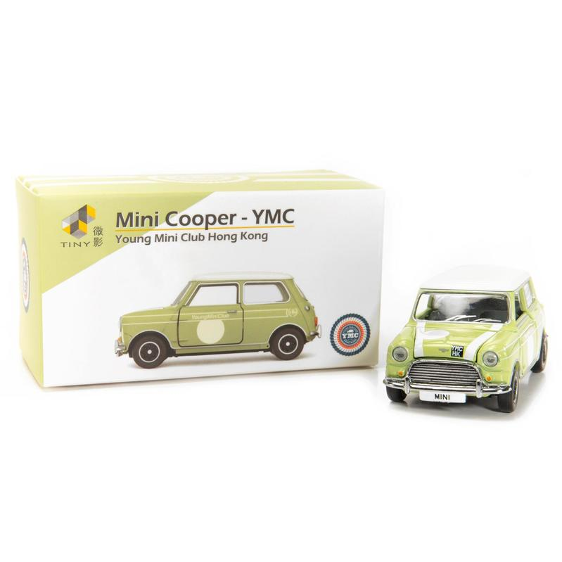 Tiny微影 Mini Cooper MK1 Young Mini Club