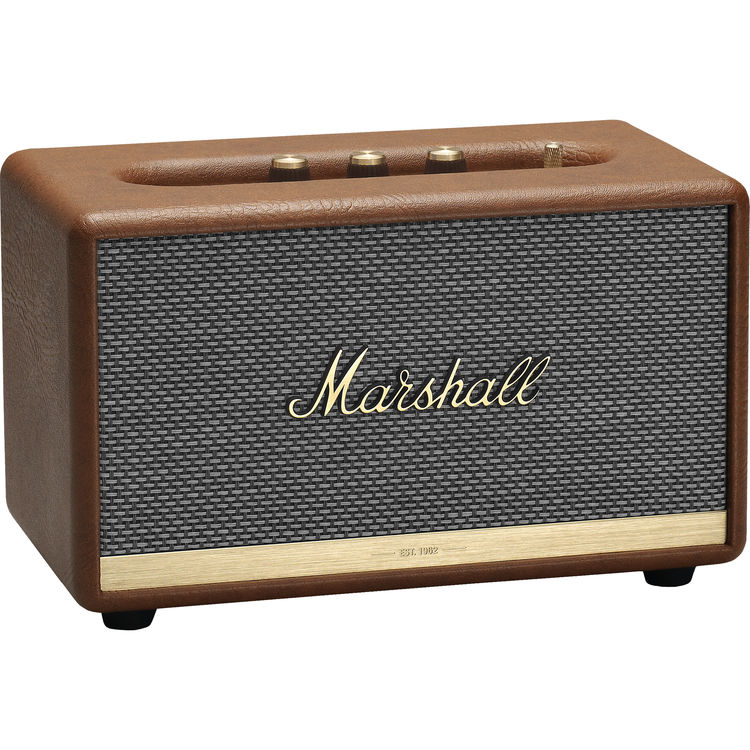 Marshall ACTON II Speaker Brown