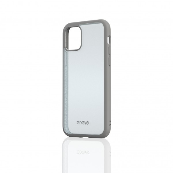 ODOYO Nano Edge for iPhone 11 Pro Max Mist Grey