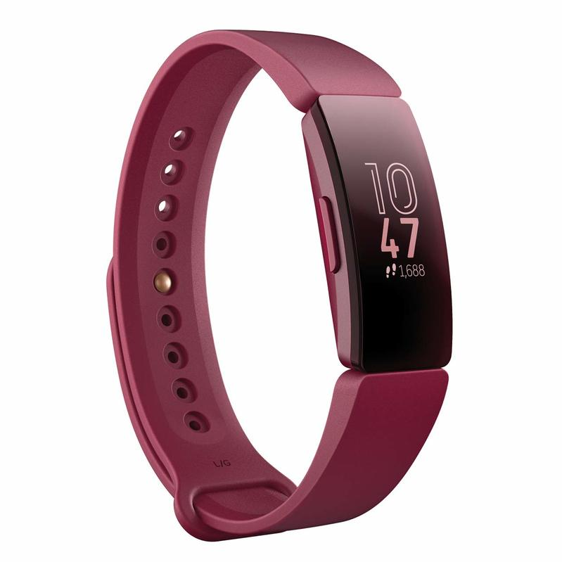 Fitbit inspire Dark Red