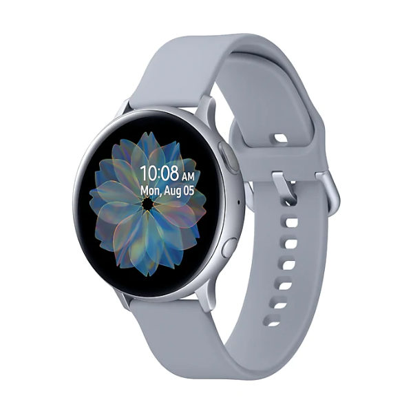 SAMSUNG GALAXY Watch Active2 鋁金屬44mm 銀灰色