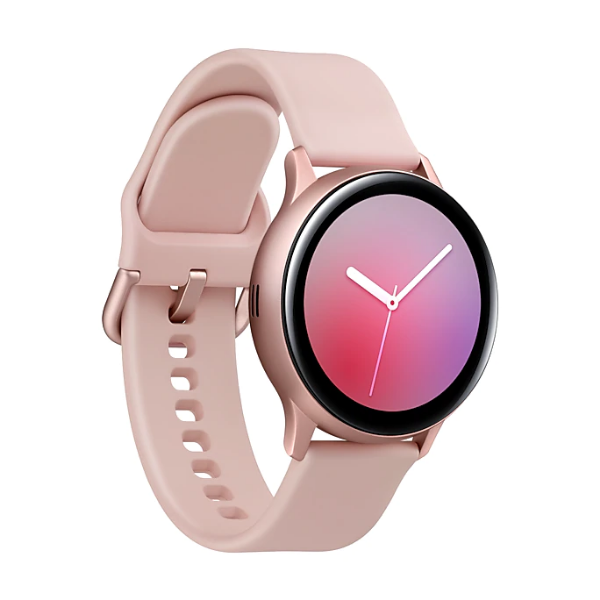 SAMSUNG GALAXY Watch Active2 鋁金屬40mm 粉金色