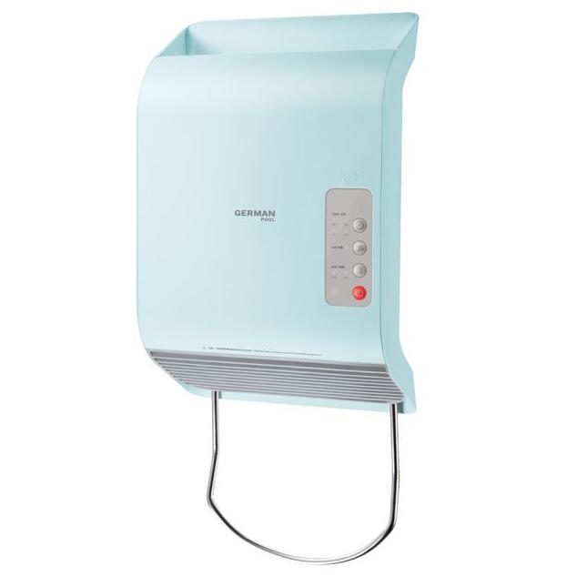 GERMANPOOL 移動浴室寶 限量版 HTW-320BL 藍