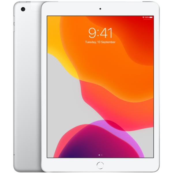 APPLE 10.2 iPad Wi-Fi + Cellular 32GB Silver