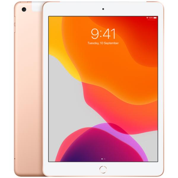 APPLE 10.2 iPad Wi-Fi + Cellular 32GB Gold
