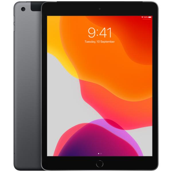 APPLE 10.2 iPad Wi-Fi + Cellular 128GB Space Grey