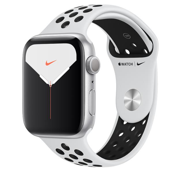 APPLE Watch Nike S5 GPS 44mm Silver/Black Nike Sport
