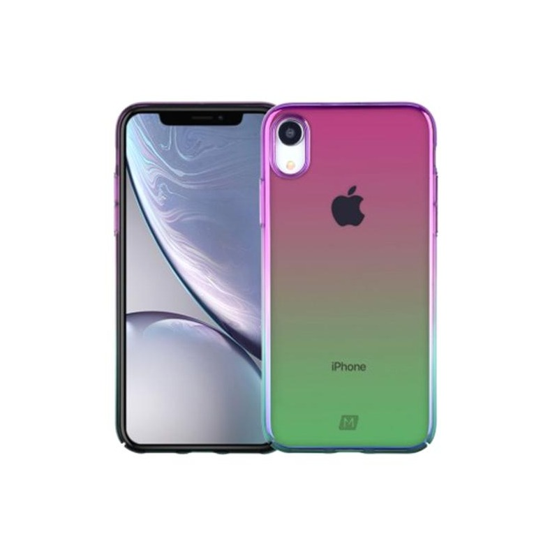 MOMAX iPhone XR Twilight 極光紫保護殼