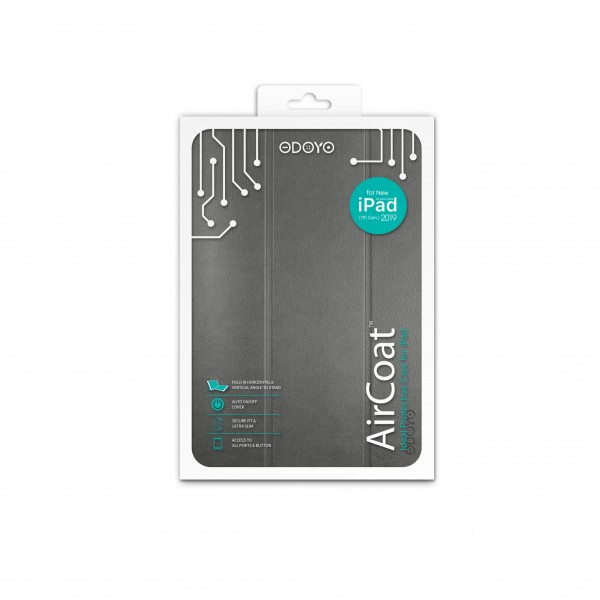 ODOYO AirCoat for iPad 2019 灰色