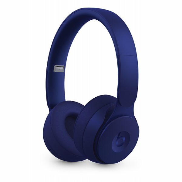 Beats Solo Pro Wireless Headphones-Dark Blue -Matte Collecion