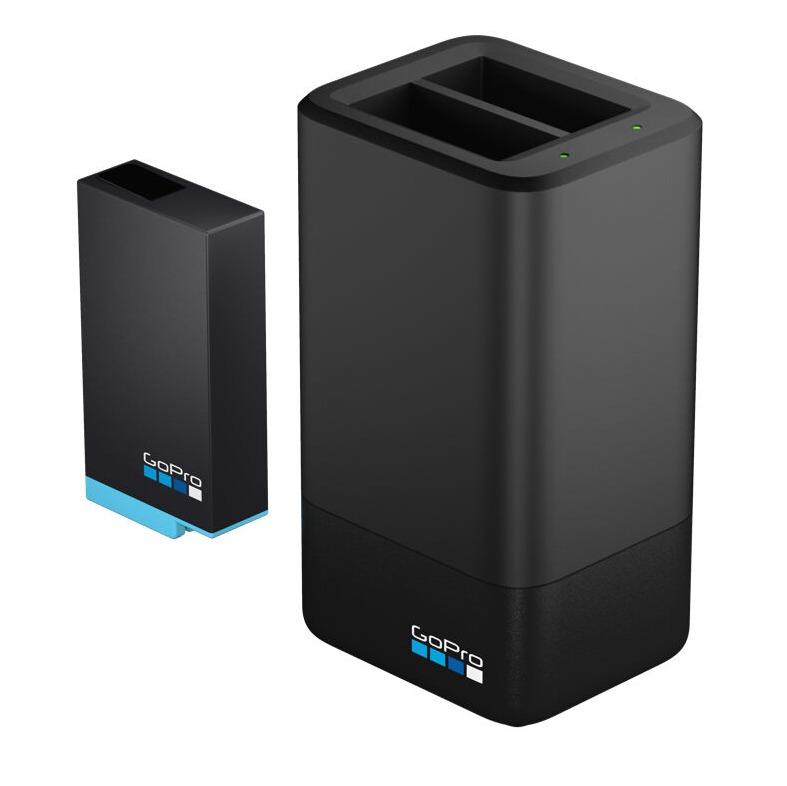 GoPro 雙電充電器+電池1粒 [MAX專用] ACDBD-001