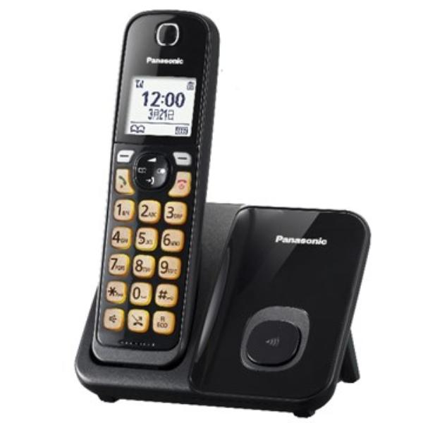 PANASONIC 數碼無線電話 KX-TGD510HKB