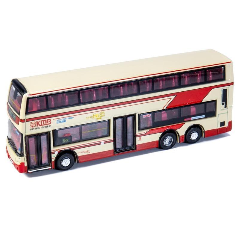 Tiny微影 152 九巴ADL Enviro 500 80週年巴士 [68X]