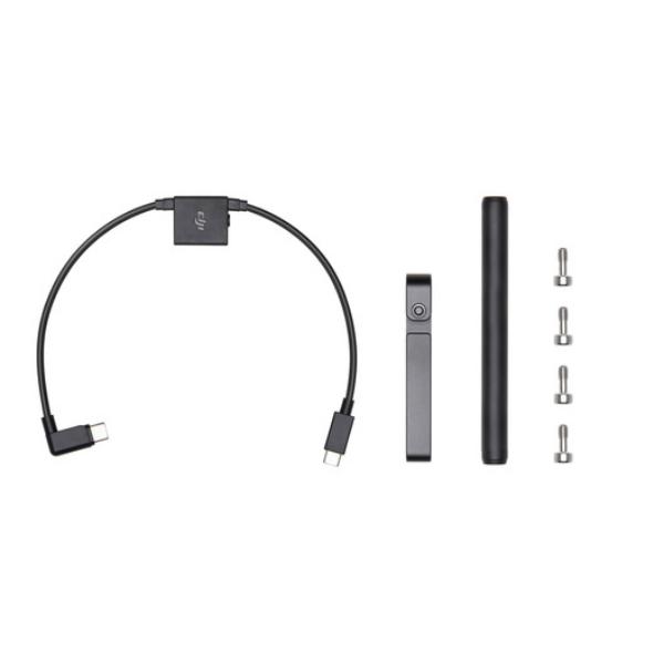 DJI Ronin SC Part7 跟焦器電機安裝組件