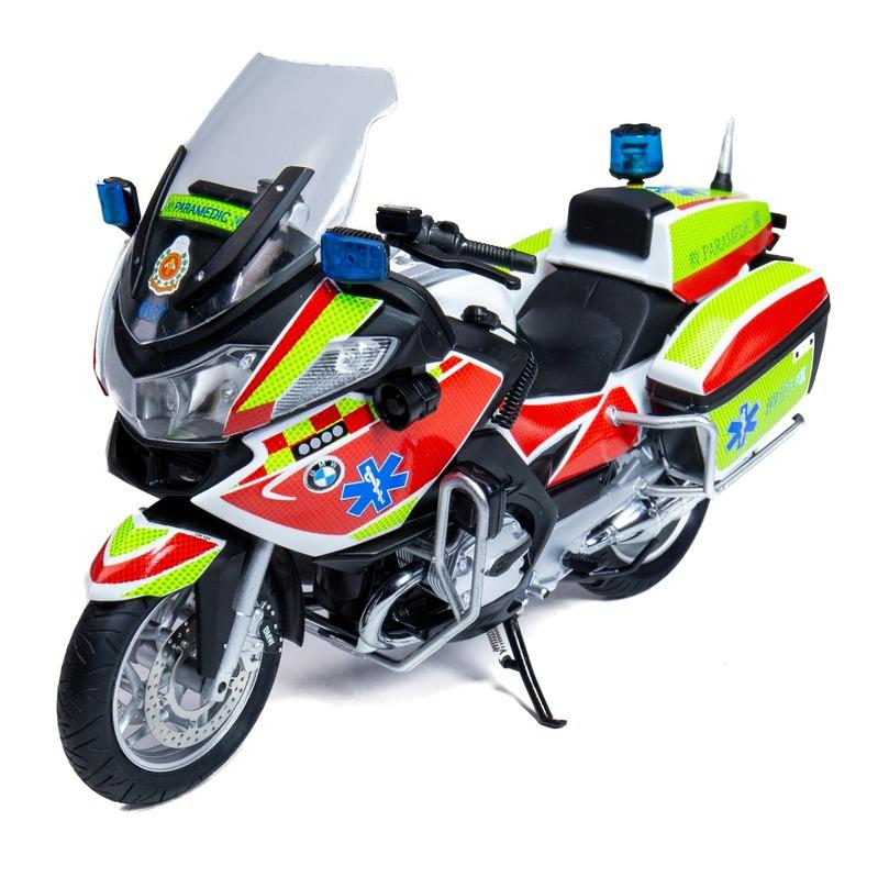 Tiny微影 1/12 寶馬R900RT-P 消防救護電單車