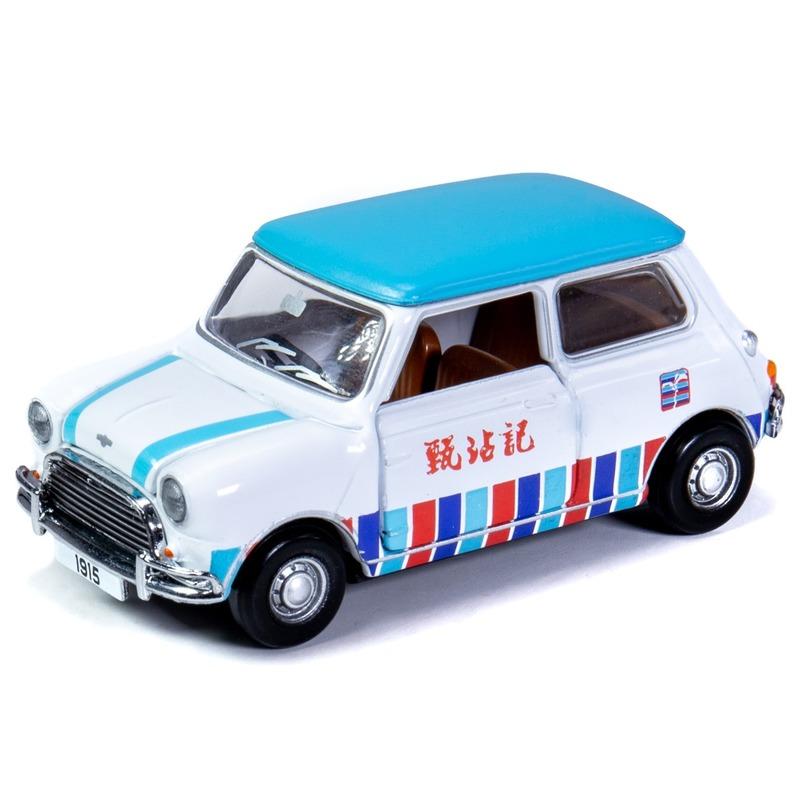 Tiny微影 Mini Cooper MK1 甄沾記