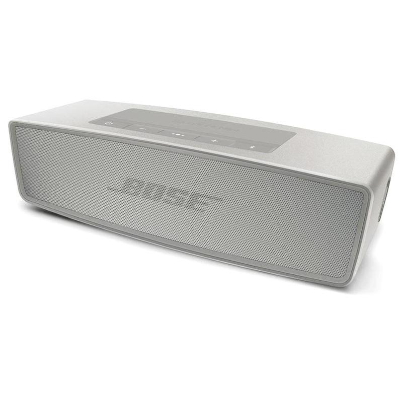 BOSE SoundLink Mini II SE Luxe Silver