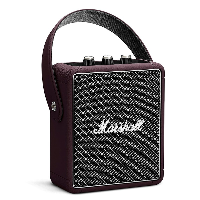 Marshall Stockwell II Speaker Burgundy 喇叭