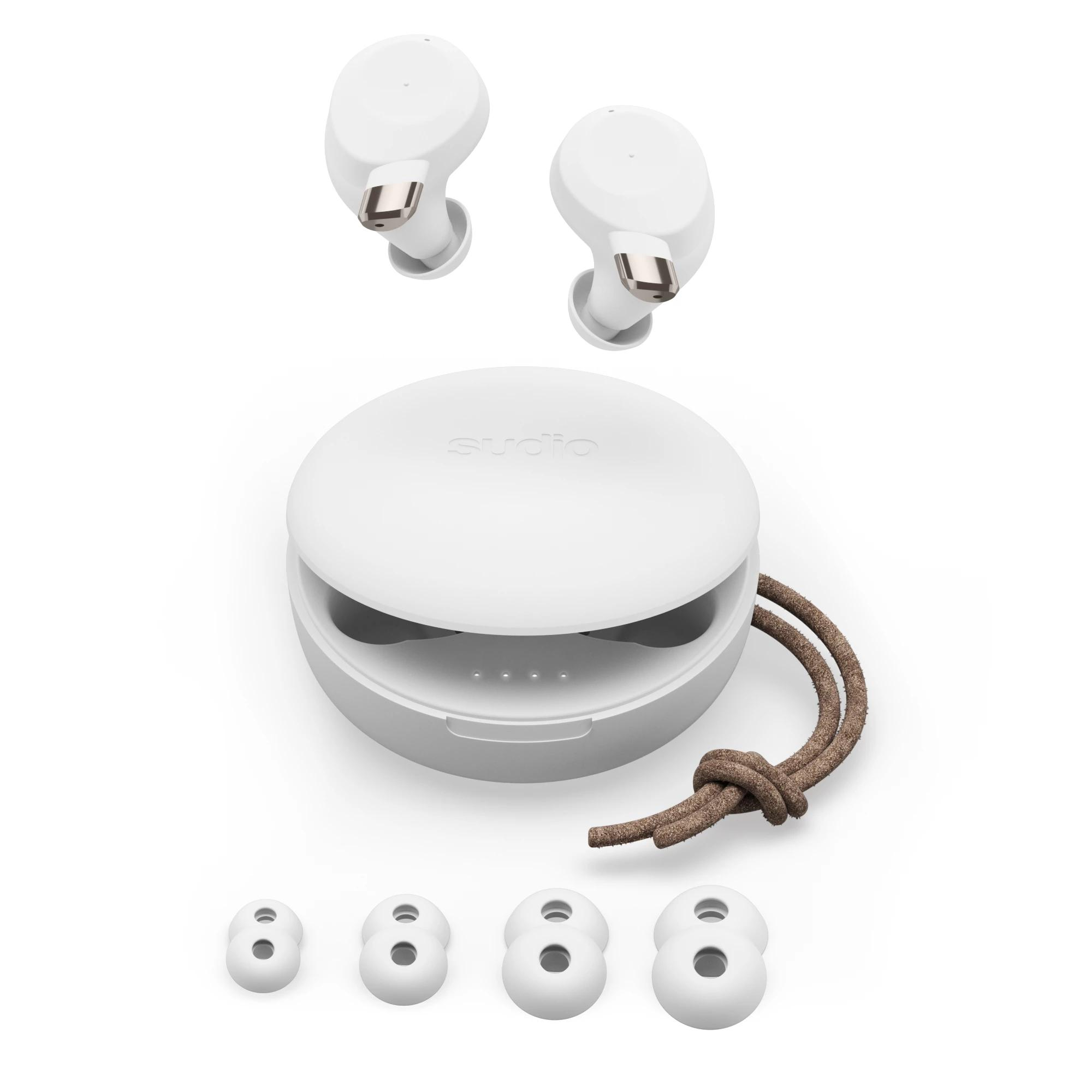 sudio Fem Truly Wireless White