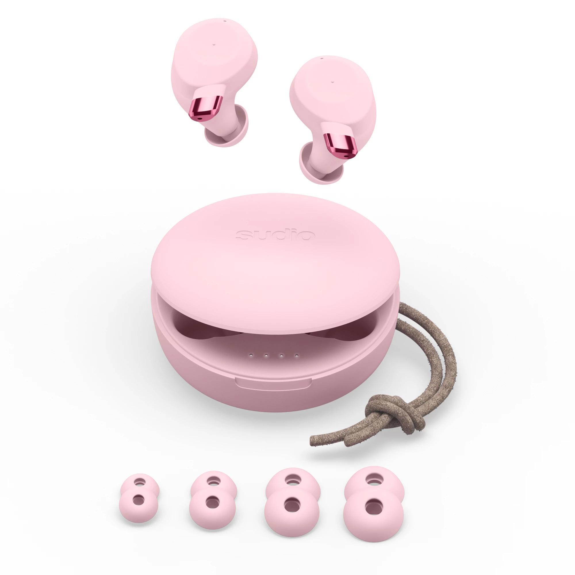 sudio Fem Truly Wireless Pink