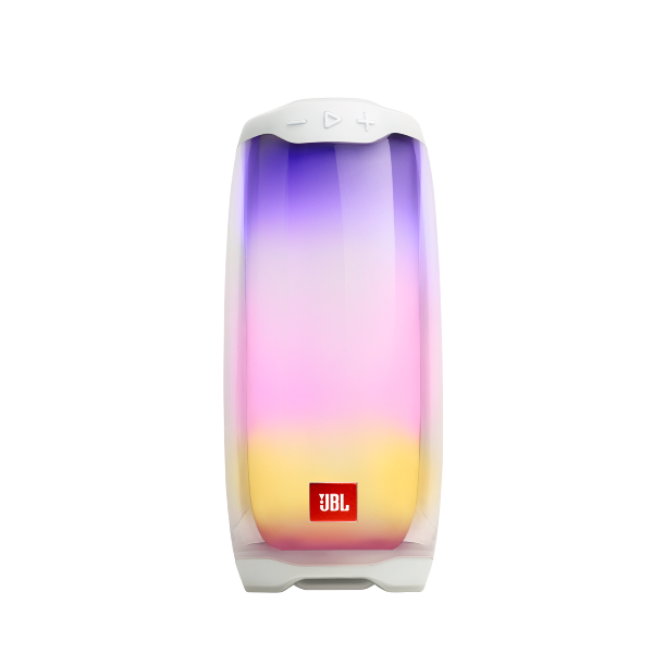 JBL Pulse 4 Bluetooth Speaker White
