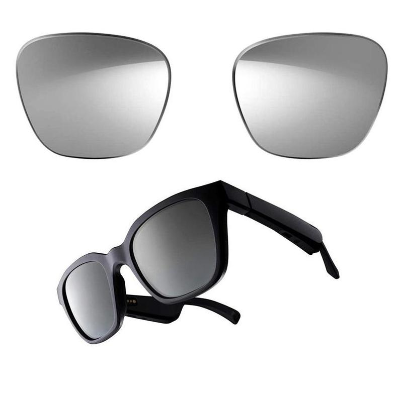 BOSE Lenses - Alto Style [Polarized] Mirrored Silver