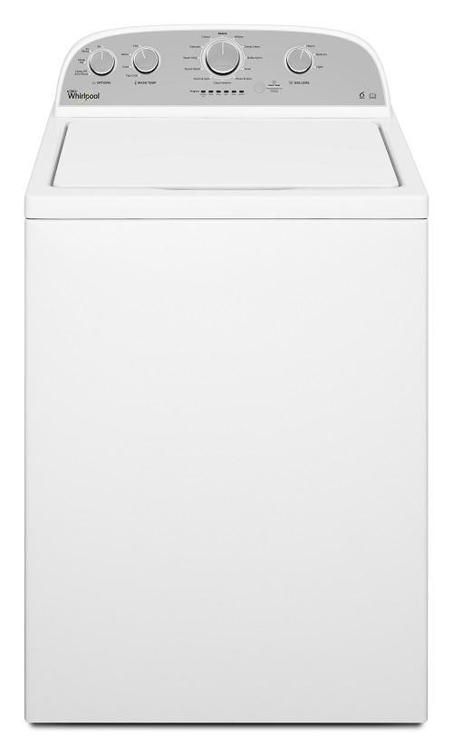WHIRLPOOL 15KG美式洗衣機 3LWTW4815FW