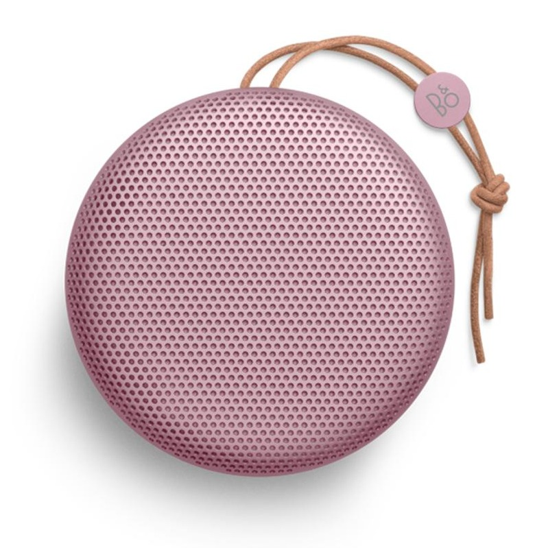 B&O PLAY Beoplay A1 AW19 Bluetooth Speaker Peony [限量版]