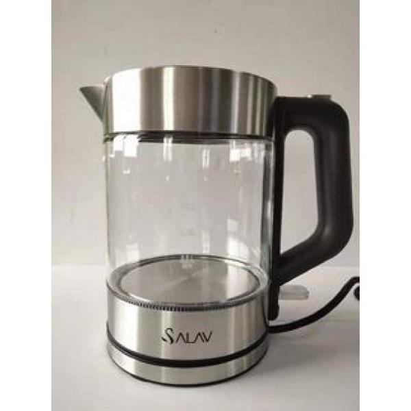 SALAV 1.5L玻璃電熱水壺 KW-15S