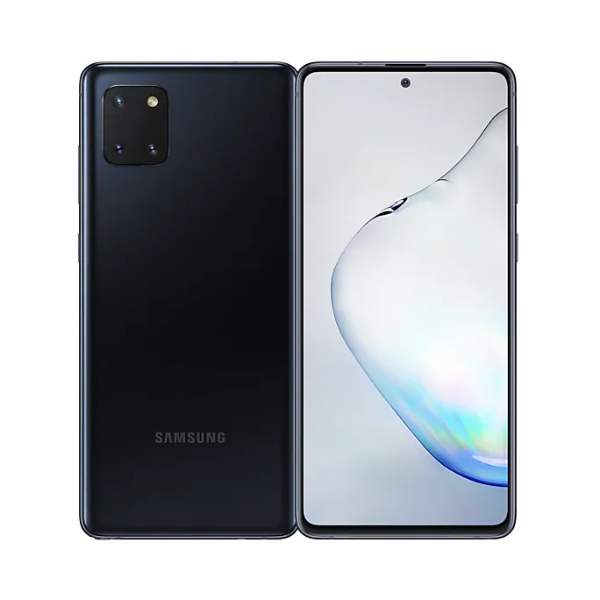 SAMSUNG GALAXY NOTE10 Lite 8GB+128GB 幻黑色
